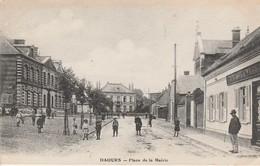 80 - DAOURS - Place De La Mairie - France