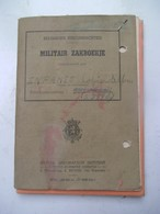 Militair Zakboekje  INPANIS   LOUIS ALFONS  GEB . IN Hasselt 1939  WOONplaats HEUSDEN - Altri
