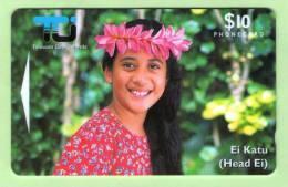 Cook Islands - 1995 Second Issue - $10 Ei Katu - COK3 - Mint - Isole Cook