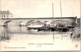 44 NANTES - La Sèvre à Pont Rousseau - Nantes