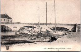 44 NANTES - La Sèvre Au Pont Rousseau - Nantes