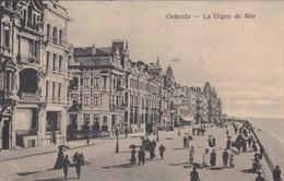 OOSTENDE / ZEEDIJK / VILLA S  1911 - Oostende