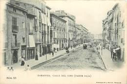ZARAGOZA - Calle Del Coso (parte Baja). - Zaragoza
