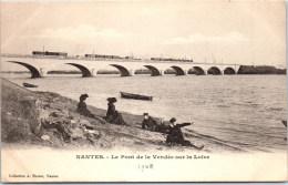 44 NANTES - Le Pont De La Vendée Sur La Loire - Nantes