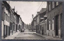 Carte Postale 59. Wambrechies Rue Du Pont Levis  Simca    Trés Beau Plan - Otros Municipios