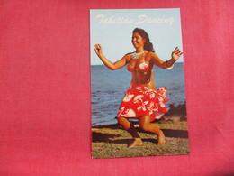 Tahitian Dancing   ====ref 2895 - Pin-Ups