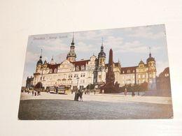 Dresden - Königl. Schloß Germany - Dresden