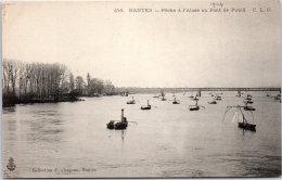 44 NANTES - Peche à L'alose Au Pont De Pirmil - Nantes