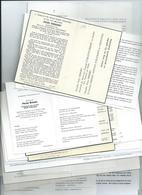 B.P. 53 ST. ANZEGEM ZIE SCAN - Religion & Esotérisme