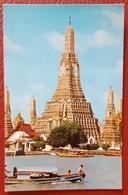 BANGKOK - THAILAND - Wat Aroon, Temple Of Dawn VG - Tailandia