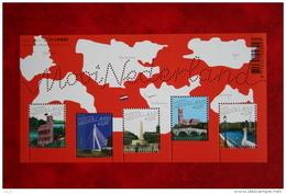 Verzamelblok Mooi Nederland (1) NVPH 2364 (Mi Block 91); 2005 POSTFRIS / MNH ** NEDERLAND / NIEDERLANDE / NETHERLANDS - Unused Stamps