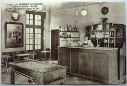 MESS DES SOUS-OFFICIERS - LE BAR - 46ème RÉGIMENT D'INFANTERIE - CASERNE REUILLY - PARIS - Arrondissement: 12