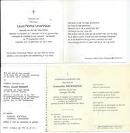 B.P.  ASPELARE 3 STUKS 1990 -97-2005 - Religion & Esotérisme