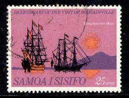 SAMOA 1968 - From Set Used - Samoa