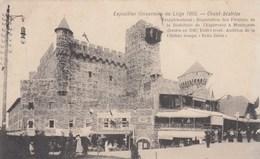 LIEGE / EXPOSITION 1905 / CHALET BEATRICE  / CAFE RESTAURANT - Luik