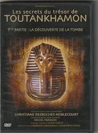 DVD Les Secrets Du Tresor  De La Tombe De Toutankhamon  Partie 1  Etat: TTB Port 110 Gr - Documentaires