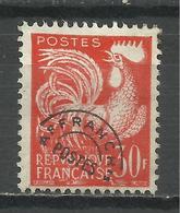 FRANCE , Préoblitéré , 30 Frs , Type Coq Gaulois , 1953 - 1959 , N° Y&T : 115 * - 1953-1960