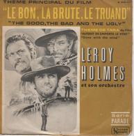 Disque 45 Tours LEROY HOLMES Et Son Orchestre - Musique De Film - Soundtracks, Film Music