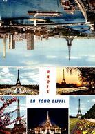 Paris La Tour Eiffel - Double - Dépliants Touristiques