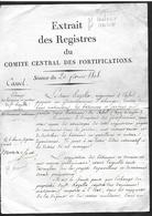 DOCUMENT MILITAIRE CASSEL 1808 - Documentos Históricos