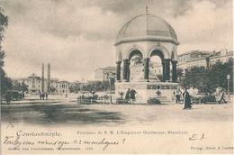 Turquie Constantinople Rodosto - Turkey