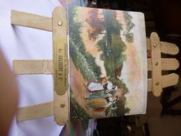 Bordeaux- Droguerie De La Porte Neuve -Ad Galibert & Cie - Plaques En Carton