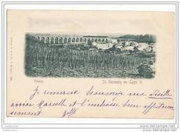 78 SAINT GERMAIN EN LAYE LE VIADUC CPA BON ETAT - St. Germain En Laye