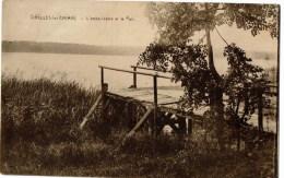 Virelles  Lez Chimay   L'embarcadere Et Le Parc - Chimay