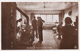 Real Photo Postcard. The Common Room. Glen Nevis. Youth Hostel. Fort William - Inverness-shire