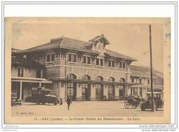 40 DAX LA GRANDE STATION DES RHUMATISANTD LA GARE CPA BON ETAT - Dax