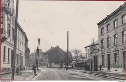 Châtelet Rue De Couillet  Circulée HENEGOUWEN Hainaut CPA Rare Geanimeerd Animee (En Très Bon Etat) - Châtelet