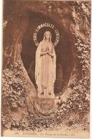 France & La Vierge De La Groute, Lourdes, Porto Portugal 1925 (225) - Vergine Maria E Madonne