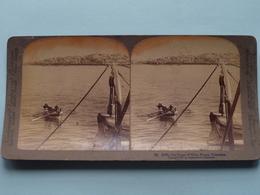 Jaffa, The Joppa Of Bible Times PALESTINE ( N° 1 ) Stereo Photo : Underwood & Underwood Publi ( Voir Photo ) ! - Stereoscopic