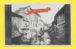 """CPA Salon De 1902 - A Renaudin """" Le Canal Des Usines A Bar Le Duc """" - Bar Le Duc"""