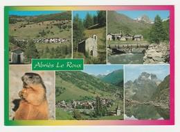 Parc Naturel Régional Du Queyras Vers Guillestre Le Roux Chapelle St Barthélemy Valpreveyre Marmotte Abriès - Guillestre