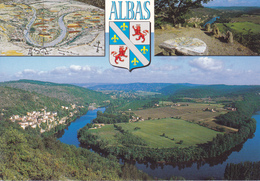 46 ALBAS / MULTI VUES / BLASON - France