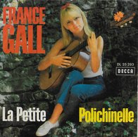 """France Gall 45t. SP ALLEMAGNE """" La Petite"""" - Other - French Music"""