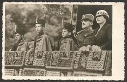 Serbia-----Sokolsko Drustvo Beograd-----old Postcard - Serbia
