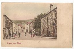 BOSNIA AND HERZEGOVINA - GRUSS AUS BILEK / Bileća - 1900s ( 2356 ) - Bosnien-Herzegowina