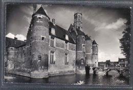 Carte Postale 59. Wormhout  Chateau D'Esquelbecq   Trés Beau Plan - Autres Communes