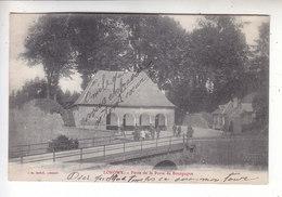 Ps- 54 - LONGWY - Poste De La Porte De Bourgogne - Timbre - Cachet - 1904 - Longwy
