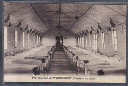 Carte Postale 59. Wormhoudt Le Sanatorium  Trés Beau Plan - Autres Communes