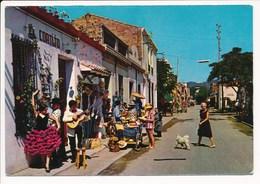 Carte ( Format 15 X 10 Cm )  Pineda De Mar ( Magasin De Souvenirs ) - Espagne
