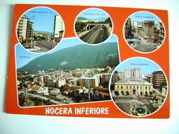 NOCERA INFERIORE   SALERNO     CAMPANIA  NON  VIAGGIATA FORMATO GRANDE - Salerno