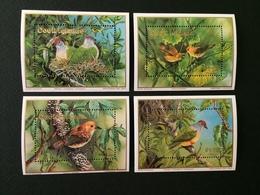 New Zealand - Cook Islands 1989 Fauna Birds Vogel MNH** Low Start! - Cook Islands