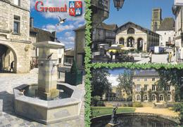 46 GRAMAT / MULTIVUES / BLASON - Gramat