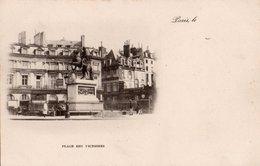 PARIS ( 75 )  Place Des Victoires . - Places, Squares