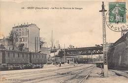 NIORT - Le Pont De L'Avenue De Limoges - Niort