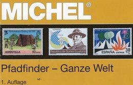 MlCHEL Pfadfinder Katalog 2018/2019 Neu 70€ Scouts Alle WELT Stamp S/s Catalogue Of The World ISBN978-3-95402-197-0 - Thema's