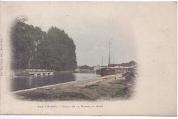 Bar Le Duc -Canal De La Marne Au Rhin  **AK-90936** - Bar Le Duc